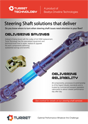Steering Shaft Solutions