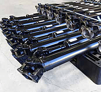 drive shaft manufacturing process