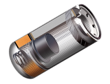 WIX Oil Filter - exploded view | Beattys Driveline Technologies