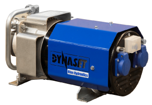 Dynaset Hydraulic Power Equipment - HG Hydraulic Generators
