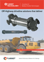 Off-Highway Driveline Solutions