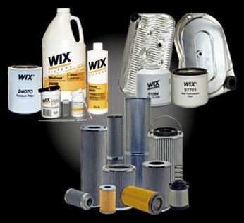 Coolant, Transmission & Hydraulic Filters