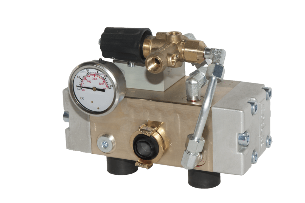 HPW200-High Pressure Water Blaster Pump